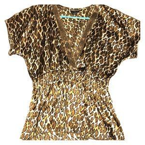 Guess Leopard top **Bundle Deal**